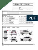 CHECK LIST - Entrega de veículo
