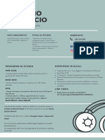 Monochromatic Minimalist Modern Resume (1)