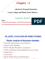 Chapter  3. Plastic Analysis for Structure. B