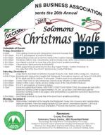 Solomons Island Events! Christmas Walk 2010