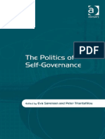 _The politics of self-governance