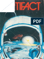 Artifact Tactical Combat on the Moon MicroGame 16