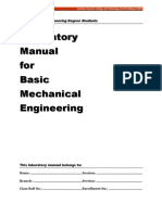 mechainical engineering