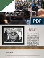 LA SOCIEDAD DE LOS INDIVIDUOS (1939)9
