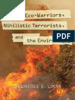 Eco-Warriors, Nihilistic Terrorists, and the Environment (Praeger Security International) ( PDFDrive.com )