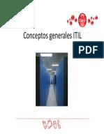 ITIL V4 fundamentos