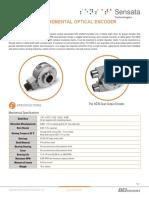 sensata-hs35-incremental optical encoder-datasheet