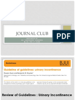 urinary incontinence.pptx
