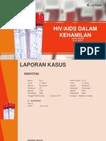 kehamilan dengan HIV April