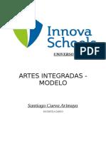Universo 2 - Santiago Cueva