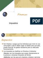 Finanzas_Impuestos