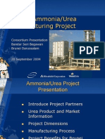 Urea Manufacturing Project