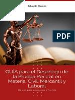 Guía para el Desahogo de la Prueba Pericial.pdf