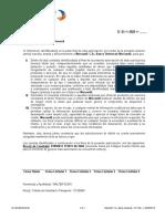 CARTA DE AUTORIZACIONES. TDC. WDC.