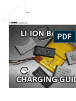 Li-Ion batery charger