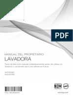 Manual Lavadora LG WD1451RD WD1457RD