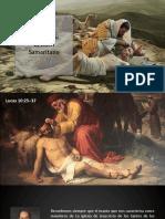 Lección 16 - El Buen Samaritano