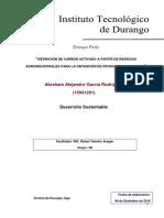 OBTENCIÓN DE CARBÓN ACTIVADO A PARTIR DE RESIDUOS AGROINDUSTRIALES PARA LA OBTENCIÓN DE PRODUCTOS DE HIGIENE