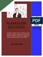 Antología - Planeación Educativa