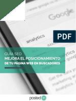 Ebook_Postedin_Guía SEO Optimización de buscadores