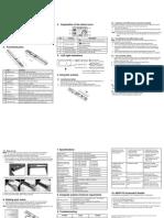 PDS-ST410A-VP Manual_10-0506