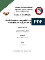 Administracion SP