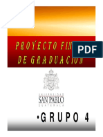 Proyecto Graduacion - MLO 4 - Universidad San Pablo de Guatemala