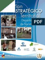 Plan estratégico territorial del Departamento de Sacatepéquez