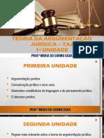 TAJ - 1ª unidade - Maria do Carmo.pptx