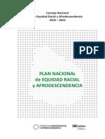 Plan Nacional de Equidad Racial_ACSUN