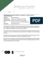 Os intelectuais e a politica no Brasil (1)