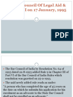 Indian Council Of Legal Aid &