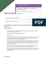 Tecnologías de la Información para la Sociedad Digital_ Humanidades y Ciencia