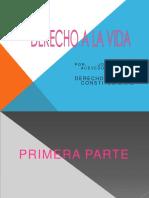 DERECHO A LA VIDA.pptx