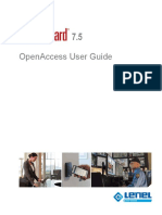 Lenel_OpenAccessUserGuide