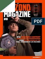 THE ZOND MAGAZINE