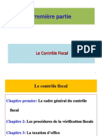 Le Contrôle Fiscal Màj 2019 2