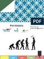 História - Aula 02 - Pré-História