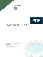 Reporte vino - Maribel
