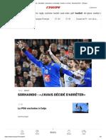 Handball _ Actualités, Calendriers Et Résultats, Matchs en Direct - Mondial 2019 - L'Équipe