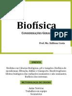 AULA 01 - INTROD BIOFÍSICA