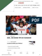 Sports d'Hiver_ Infos Résultats Classements Réactions-Sports d'Hiver - L'Équipe