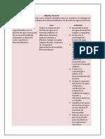 Ruta metodológica Propuesta Consolidada