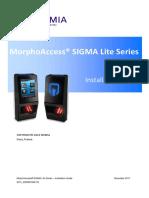 2015_2000007248-v5 - MA SIGMA Lite - Installation Guide