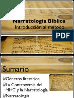 Narratología+Bíblica
