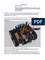 atividade AF robotica