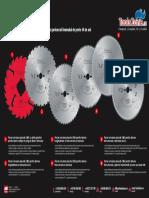 ToolsZone.ro - Panze circulare placate CMS pentru lemn Freud