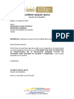 proyecto de ley 88 de 2016 colombia