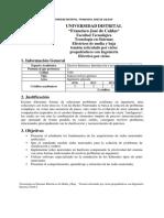 Electiva Profesional II Y III Redes neuronales