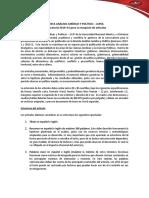 Revista Análisis jurídico y político